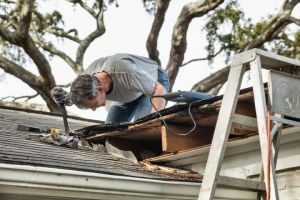 Emergency Roof Repair in by American Renovations LLC