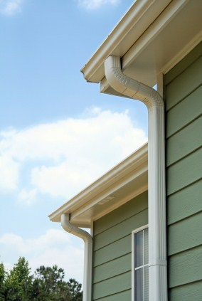 Gutters in Mount Airy GA