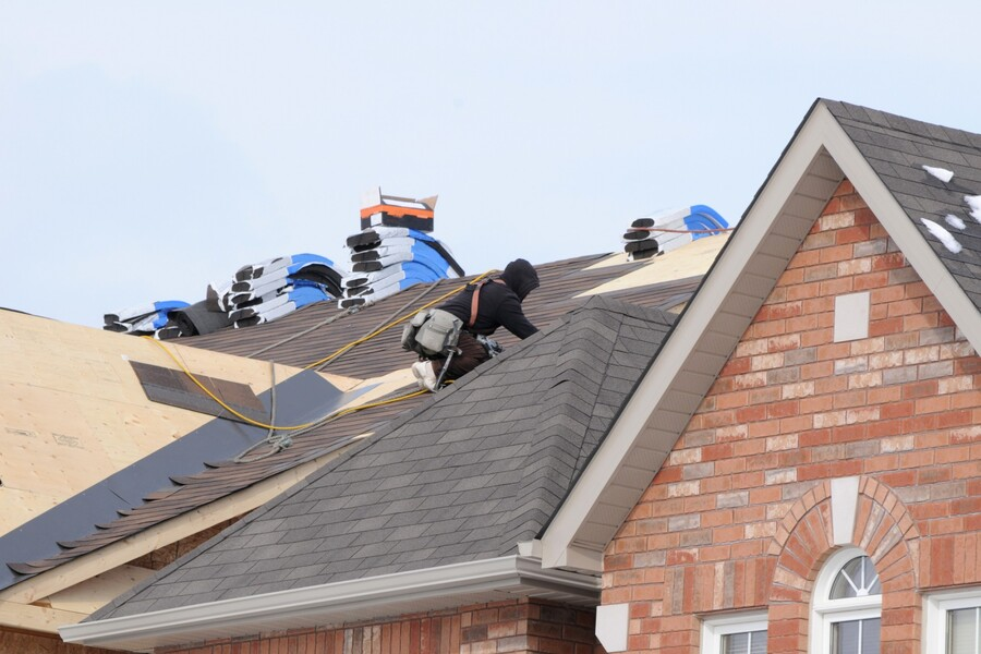 Roofing Services by American Renovations LLC