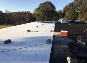 Commercial Roofing in Townville, SC (1)